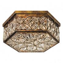 Светильник потолочный N-Light 635-06-03 Spanish Bronze