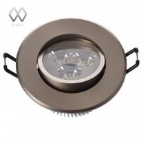 Светильник точечный MW-Light Круз 637012103