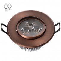 Светильник точечный MW-Light Круз 637012303