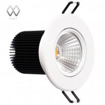 Светильник точечный MW-Light Круз 637013701