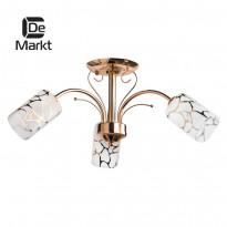 Светильник потолочный DeMarkt Олимпия 638010203