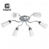 Светильник потолочный DeMarkt Олимпия 638010706