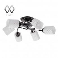 Светильник потолочный MW-Light Олимпия 638011106