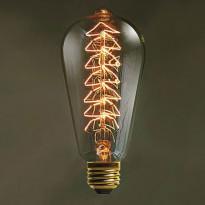 Ретро лампа накаливания Loft It E27 60W 220V 6460-S