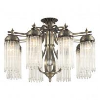 Светильник потолочный N-Light 663-08-52 Antique Brass