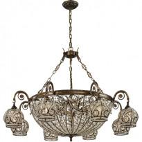 Светильник (Люстра) N-Light 671-16-02 Spanish Bronze