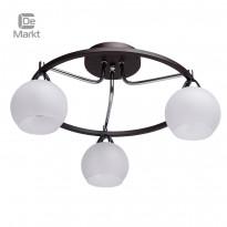 Светильник потолочный DeMarkt Тетро 673010403