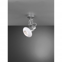 Спот La Lampada PL 462/1.02 Ceramic White