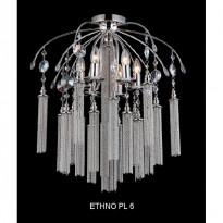 Светильник потолочный Crystal Lux ETHNO PL 6