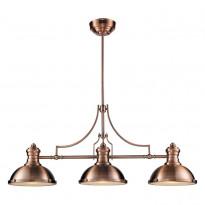 Светильник (Люстра) N-Light 713-03-52AC Antique Copper