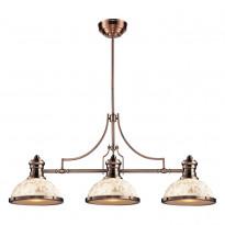 Светильник (Люстра) N-Light 733-03-52AC Antique Copper