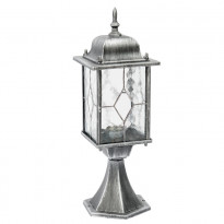 Уличный фонарь MW-Light Бургос 813040301