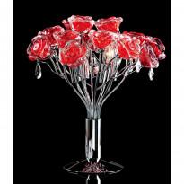 Лампа настольная Eletto Rosa Rosso EL325T04.2