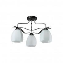Светильник потолочный IDLamp 867/3PF-Dark