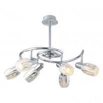 Светильник потолочный N-Light 87908-6 Chrome