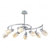 Светильник потолочный N-Light 87908-8 Chrome