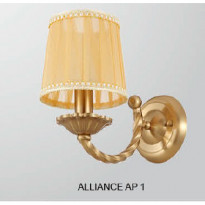 Бра Crystal Lux ALLIANCE AP 1