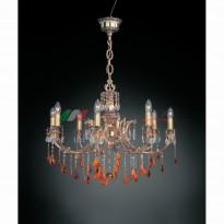 Светильник (Люстра) La Lampada L 10361/8.27