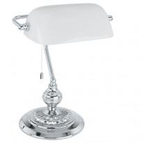 Лампа настольная Eglo Banker 90968