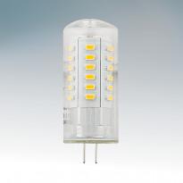 Светодиодная лампа Lightstar 220V G5.3 3.2W (соответствует 30 Вт) 2800K (теплый белый) 932822