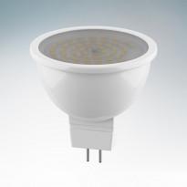 Светодиодная лампа Lightstar 220V MR16 GU5.3 6.5W=60W 180G FR 2800K (теплый белый) 940212