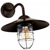 Уличный настенный светильник Eglo Melgoa 94863