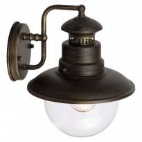 Уличный настенный светильник Brilliant Artu 96128/86