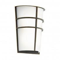 Уличный настенный светильник Eglo Breganzo 96269