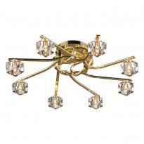 Светильник потолочный N-Light 978-08-33 Gold