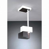 Светильник потолочный La Lampada PL 101/1M Wood Wenge