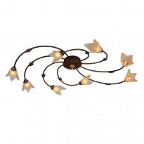 Светильник потолочный Arte Joy A1050PL-8BR