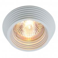 Светильник точечный Arte Cromo A1058PL-1WH
