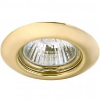 Светильник точечный Arte Praktisch A1203PL-3GO