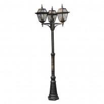 Уличный фонарь Arte Paris A1357PA-3BS