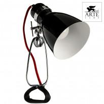 Лампа настольная Arte Dorm A1409LT-1BK