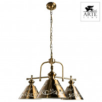 Светильник (Люстра) Arte Kensington A1511LM-3PB