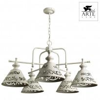 Светильник (Люстра) Arte Kensington A1511LM-5WG