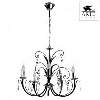 Светильник (Люстра) Arte Romana A1742LM-5BK