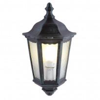 Уличный настенный светильник Arte Portico A1809AL-1BG