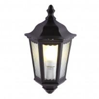 Уличный настенный светильник Arte Portico A1809AL-1BK