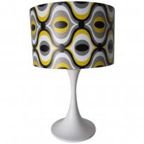 Лампа настольная Arte Zulu A1960LT-1WH