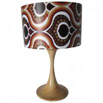 Лампа настольная Arte Zulu A1962LT-1BR