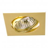 Светильник точечный Arte Quadratisch A2118PL-3GO