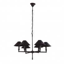 Светильник (Люстра) Arte Giordano A2398LM-6BA