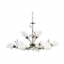Светильник (Люстра) Arte Gardenia A2766LM-9AB