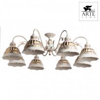 Светильник потолочный Arte Chiesa A2814PL-8WG