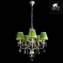 Светильник (Люстра) Arte Veil A3082LM-5WG