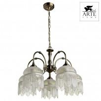 Светильник (Люстра) Arte Victoriana A3191LM-5AB