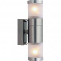 Уличный настенный светильник Arte Rapido A3201AL-2SS