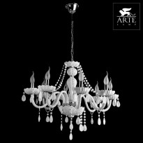 Светильник (Люстра) Arte Teatro A3964LM-8WH
